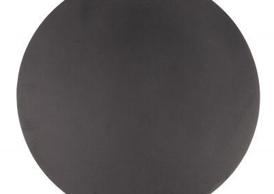 517-17b Cirkel bakke sort