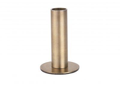 517-19a Lili lysestage brass 9 cm
