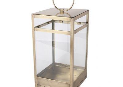 517-63a Lucas lanterne brass