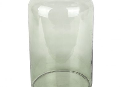 517-113d GRY Vase oversize_moss