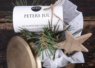 Peters Jul miljø